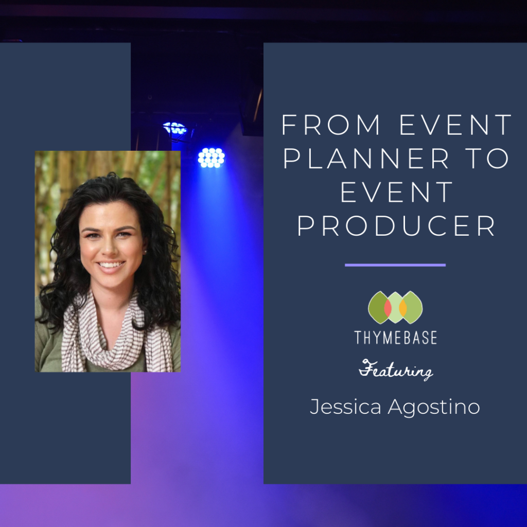 From Event Planner to Event Producer