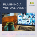 Planning A Virtual Event